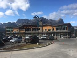 Shops of Canmore -